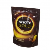 кофе Nescafe Gold 150 г. в кристаллах м/у