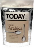 кофе Today Pure Arabica 150 г м/у в кристаллах м/у