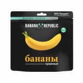 "бананы сушеные ""Banana Republic"" м/у 200 г."