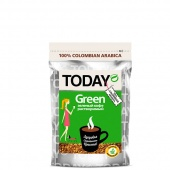 кофе Today Green 75 г в кристаллах